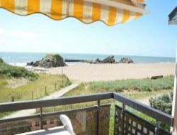 Seafront holiday accommodation in Loire Area.