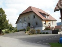 Holiday home in Franche Comté, Doubs near Sancey le Grand