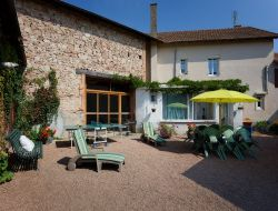 Holiday home near Vichy in Auvergne.