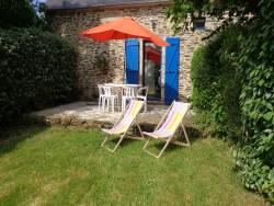 Holiday home in western Brittany. near Plonevez du Faou