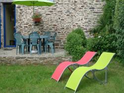 Holiday home near Brest in Brittany near Saint Thois