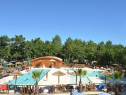Camping 4 étoiles dans les Landes.