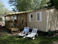Holiday accommodation in Camargue, South of France.