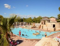 Le Muy Camping *** en Provence