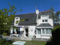 Holiday home in South Brittany near Pont l Abbe