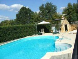 Gites ruraux près de Sarlat en Dordogne.