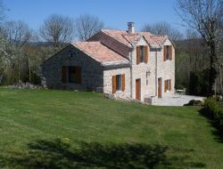 Holiday home near Millau in Midi Pyrenees, France. near Cornus