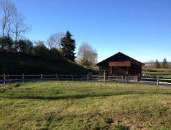 Gîte rural dans une ferme du Doubs.