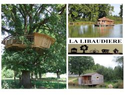 Unusual stays in Huts in Pays de la Loire, France.
