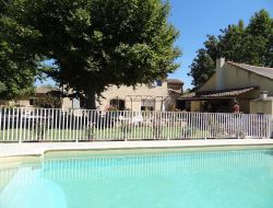 Holiday homes with swimming pool in Provence.