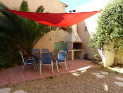 Holiday home near Narbonne in Languedoc Rousssillon.