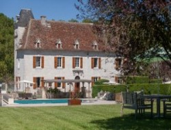 B&B near Rocamadour in the Lot, Midi Pyrenees