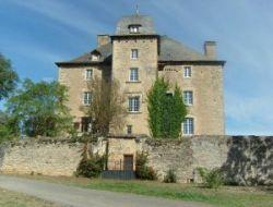 Gite dans un chateau de l'Aveyron.