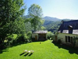 Holiday home in the French Pyrenees.