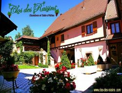 chambres d'hotes Alsace  n°13806