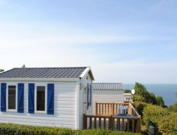 Seaside holiday accommodation in Normandy near Fauguernon