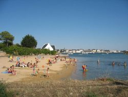 Seaside holiday home near Lorient in Brittany near Kervignac