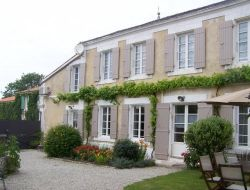 B&B in Thaire near Chatelaillon Plage
