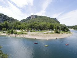 Sampzon Village vacances en ardeche