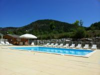 Holiday accommodation in camping, Alps Hight Provence.