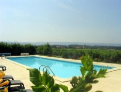 Holiday homes close to the Mont Ventoux in Provence. near Bédoin