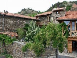 B&B close to Le Puy en Velay in Auvergne near Saint Maurice de Lignon