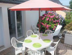 Gites a louer a Plougoumelen, Morbihan.