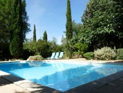 Bed and Breakfast close to Nimes in Languedoc Roussillon. near Vagnas