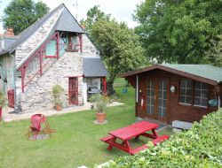 Holiday home near Angers in Pays de la Loire