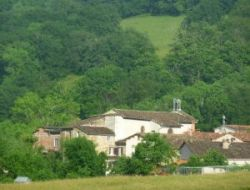 Gite close to Albi in Midi Pyrenees.