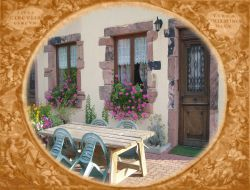 Holiday homes in Alsace, France. near Selestat