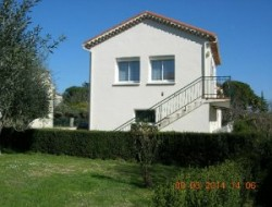 Holiday accommodation in Ales, Languedoc Roussillon.