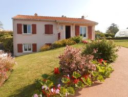 Family bed and breakfast in Vendee.