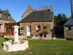Holiday cottages in Brittany. near Pédernec