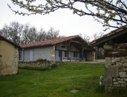 Holiday cottage near Bordeaux in Aquitaine