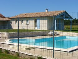 Holiday accommodation with pool in Dordogne, Aquitaine.