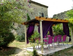 Holiday home in Ardeche, Rhone Alps. near Saint Maurice d'Ibie