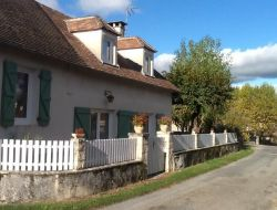 Holiday home in the Lot, Midi Pyrenees. near Marcilhac sur Célé