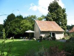 Holiday home near Gueret in the Limousin