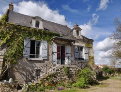 Bed and Breakfast close to the Chateaux de la Loire in France near Cormeray