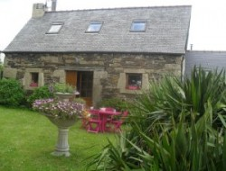 Seaside holiday home near Lannion in Brittany. near Plestin les Greves