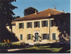 Bed and Breakfast in the Gard, Languedoc Roussillon.