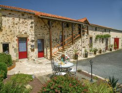 B&B close to Le Puy du Fou resort. near Pouzauges
