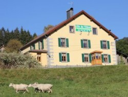 Cottage for a group in the Vosges near Cornimont