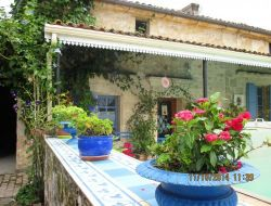 B&B near Bordeaux in Aquitaine.