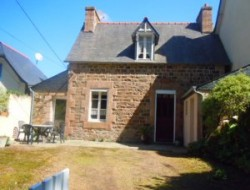 Holiday home in Perros Guirec, Brittany.