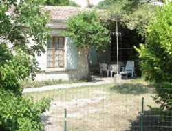 Holiday home near Avignon in Provence.