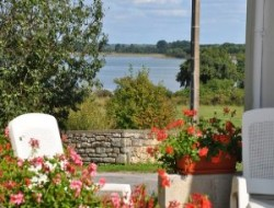 Seafront holiday home in southern Brittany. near Locoal Mendon