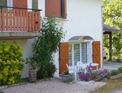 Holiday home near Montauban in Midi Pyrenees. near Lalbenque