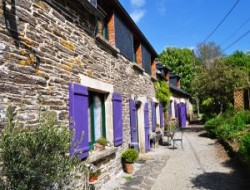 B&B in center Brittany in France.